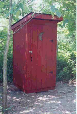 Free Outhouse Plans Designs